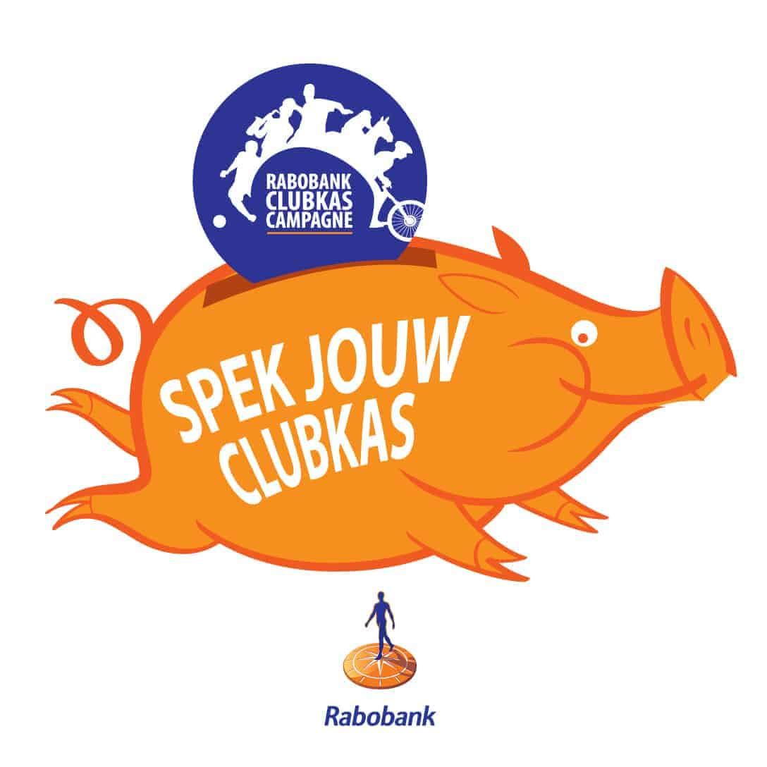 De Rabobank Clubkas Campagne 2016 gaat van start!