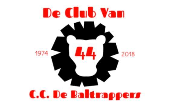 C.C. de Baltrappers gefeliciteerd met jullie 44-jarig jubileum!