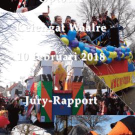 Jury rapport Carnavalsoptocht 2018