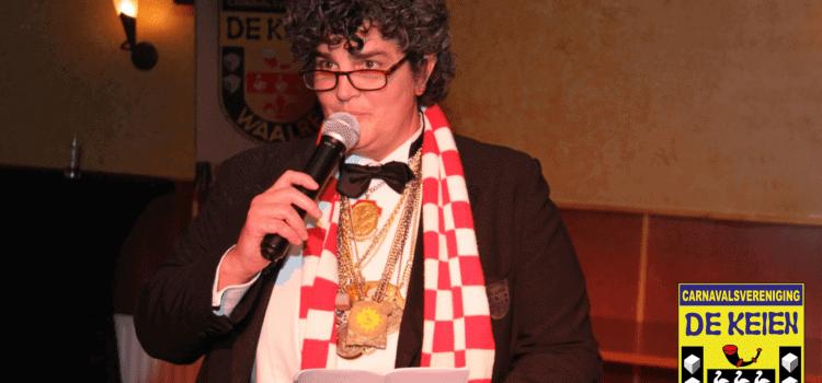 Nieuwjaarsspeech 2020 van onze voorzitter Tanja de Leeuw
