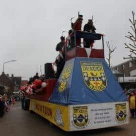 Carnavalsoptocht van Ballegat naar Keiengat 2019