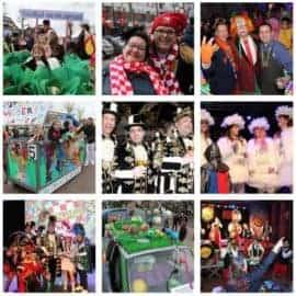 Foto's en Video Carnaval 2020