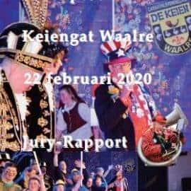 Jury rapport Carnavalsoptocht 2020