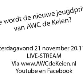 Live-stream Prinsenwissel 2020